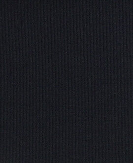 cotton flame retardant knitted rib fabric