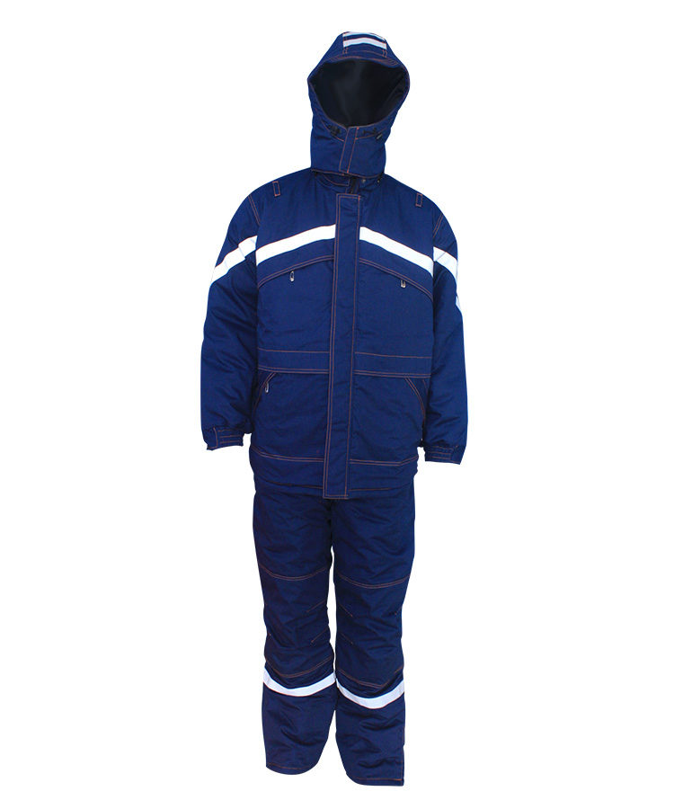Cotton Fire Retardant Two Piece Overalls
