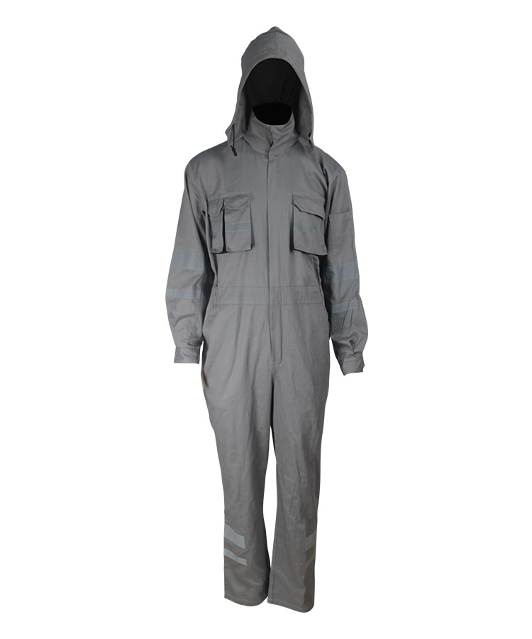 cotton fire proof coverall