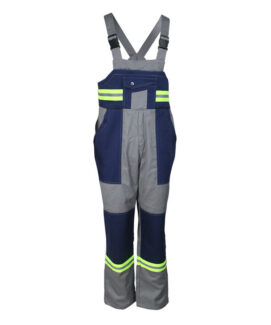 winter flame retardant bib pants