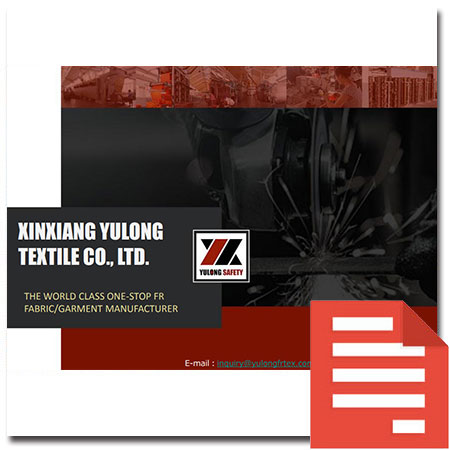 Yulong-Textile-Protective-Clothing-Display