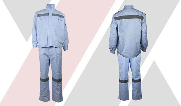 split arc protection clothing