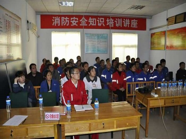 Yulong Textile Hold Fire Knowledge Lecture