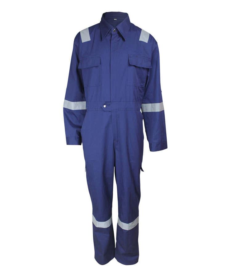 Blue Arc Preventive Coveralls